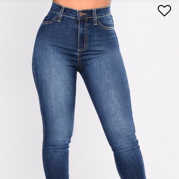 5c747484e5 Fashion Nova Curve Jeans 1X